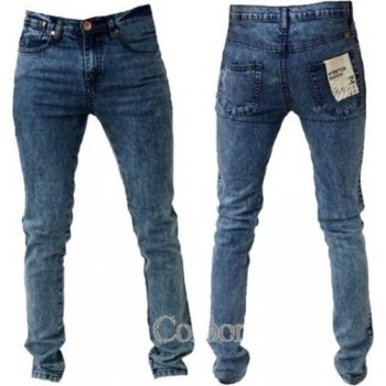 Zico Jeans Designer Super Skinny Leg Stretch Jeans Jet Snow Wash