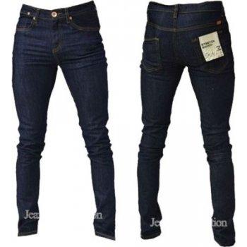 Zico Jeans Designer Super Skinny Leg Stretch Jeans Raw Denim